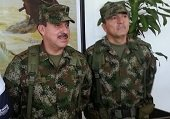 """""""Ejército colombiano mantiene mentalidad de guerra para debilitar las actividades de los grupos irregulares"""": Mayor General, Javier Fernández"""