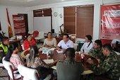 En Maní se realizó Comité  Electoral