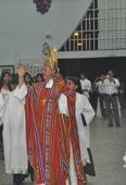 Monseñor Vaca intenta superar escepticismo sobre solución a crisis del agua en Yopal