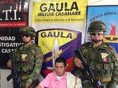 Gaula Militar y CTI capturaron extorsionista en Aguazul