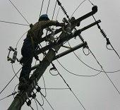 Avanza electrificación de la vereda Paso Real de Guariamena en Maní