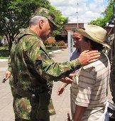 Ejército ofrece disculpas públicas hoy en Labranzagrande por falso positivo