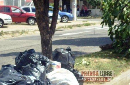 Crisis en disposición final de residuos sólidos en municipios de Casanare