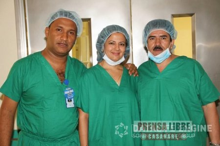 Mejorar la prestación de los servicios de salud en Casanare, la meta del Gobernador para este año
