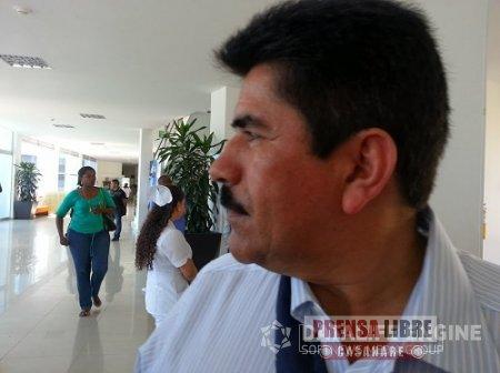 """""""A Capresoca hay que salvarla porque es una EPS nuestra"""", Gobernador Marco Tulio Ruíz"""