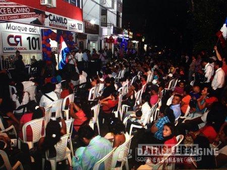 Representante Camilo Andrés Abril abrió sede de campaña en Yopal