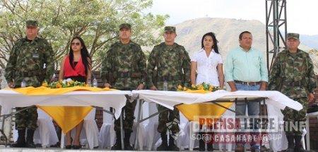 Por falso positivo Ejército Nacional ofreció disculpas públicas en Labranzagrande