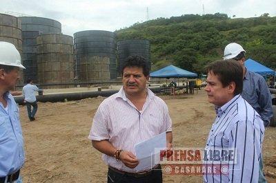 Comisión de la Fiscalía visita Yopal para evaluar prestación del servicio de agua potable