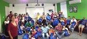 En Monterrey entregaron 400 kits escolares a población infantil vulnerable