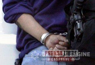 Policía involucrado con las Autodefensas Campesinas del Casanare fue condenado a 17 años de cárcel