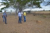 En Paz de Ariporo recuperaron lote de terreno invadido en el sector de la Granja Merecure
