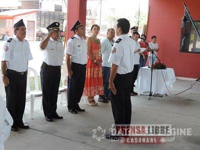 En Monterrey hay Nuevo Comandante del Cuerpo de Bomberos Voluntarios