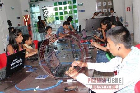 En convenio con el SENA cursos de informática en La Triada de Yopal