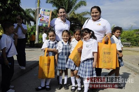 En Tauramena campaña contra el abuso sexual en niños