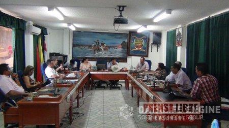 Instaladas sesiones ordinarias del Concejo Municipal de Maní
