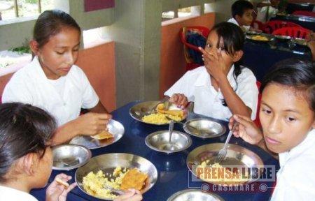 Empieza a aclararse pago a Contratista y proveedores de restaurantes escolares