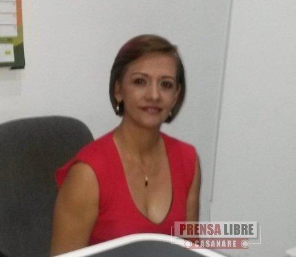 Pilar Ospina  fue ratificada como Secretaria General del Concejo de Yopal