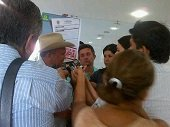 El Senador electo Jorge Prieto responsabilizó a la actividad petrolera de la crisis ambiental que se vive en Casanare