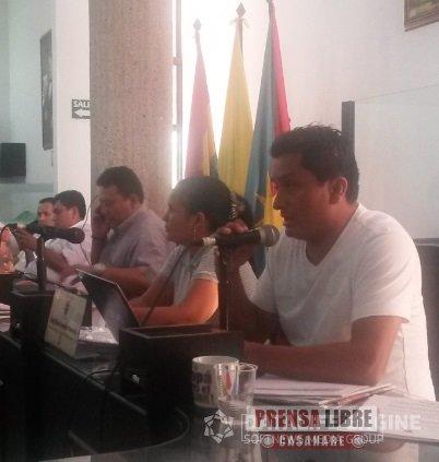 Concejo de Yopal aprobó proyecto de acuerdo  de autorización presupuestal al alcalde Celemín por $8.400 millones