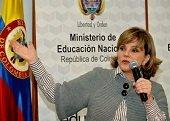Ministra de Educación Nacional estará este sábado en Yopal