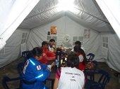 Cruz Roja Colombiana instaló albergues para atender Emergencia Ambiental en Paz de Ariporo