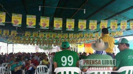 Arauca se une al Senado Regional de Jorge Prieto Riveros