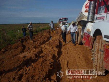 Petroleras solicitaron al Gobierno Nacional que  inyecte recursos a las carreteras donde la industria hace presencia en Casanare