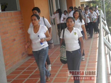 En Yopal del 25 al 28 de marzo semana de la convivencia escolar y los derechos sexuales y reproductivos