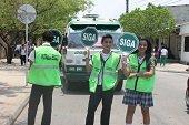 Con Patrullas Escolares Secretaría de Tránsito de Yopal controla seguridad en Instituciones Educativas