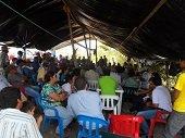 Continúan diálogos entre  Perenco y  comunidades del Tesoro Bubuy