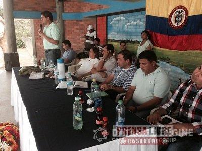 Asamblea Departamental sesionará en Paz de Ariporo el lunes