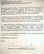 Personero de Nunchía entuteló a Caprecom, Red Salud y Secretaría Salud Departamental