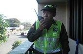 Patrulla permanente de la Policía Nacional fue instalada en el Corregimiento El Morro