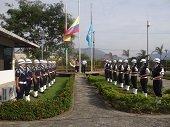 Grupo Aéreo del Casanare conmemoro día nacional de la memoria y solidaridad con las  víctimas