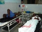 12 Policías resultaron lesionados en accidente de tránsito en Trinidad
