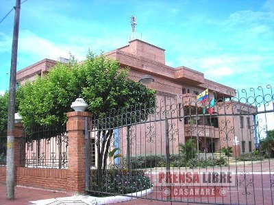Alcaldía de Aguazul modificó horario de atención durante  Semana Santa