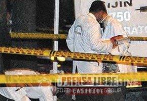 Ex guerrillero del ELN fue asesinado por sicarios en vereda de Yopal. Una niña resultó herida