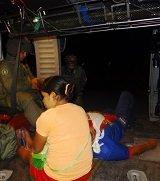 Fuerza Aérea Colombiana evacuó indígena herido desde Resguardo indígena Caño Mochuelo