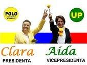 Candidata Presidencial del Polo Democrático Clara López estará hoy en Yopal