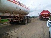 Restricciones al tránsito de vehículos de carga en vías de Casanare durante Semana Santa