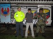 En Monterrey fue capturado uno de los 20 delincuentes más buscados en Arauca