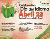 Conversatorio con escritoras nacionales y homenaje a Gabriel García Márquez en celebración del Día del Idioma en Unitrópico