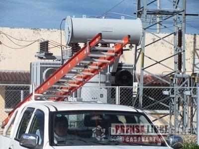 Este sábado corte de 11 horas por mantenimiento a transformador de subestación eléctrica de Monterrey
