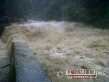 Secretaría de Salud de Yopal advirtió que con aparición de lluvias se afectarán  características de calidad del agua que se consume en la ciudad