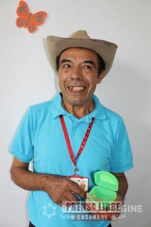 Gobernación entregó prótesis dentales a Adultos Mayores de los Centros Día de Yopal