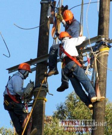 Corte de energía eléctrica hoy en La Chaparrera por mantenimiento de redes