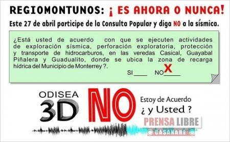 A paso firme avanza socialización de Consulta Popular en Monterrey