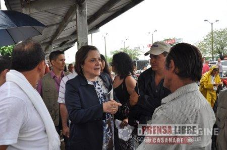 Según la Candidata Presidencial del Polo Clara López, las crisis ambientales como la de Casanare sí se pueden evitar