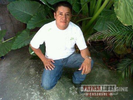 Repudio por asesinato de comerciante en Yopal