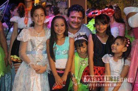 Celebración del Día de los Niños el sábado en el Parque el Resurgimiento de Yopal